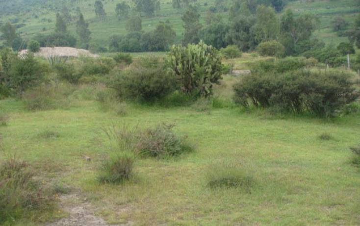 Foto de terreno habitacional en venta en  0, santiago cuautlalpan, tepotzotlán, méxico, 397355 No. 03