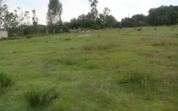 Foto de terreno habitacional en venta en sin nombre 0, santiago cuautlalpan, tepotzotlán, méxico, 397355 No. 06