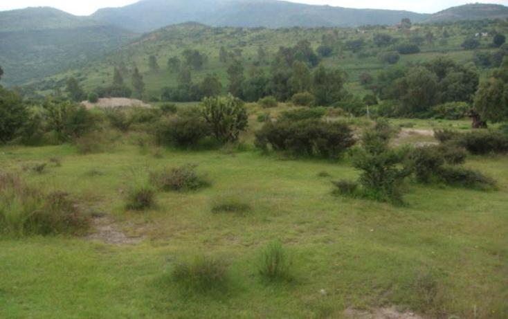 Foto de terreno habitacional en venta en sin nombre 0, santiago cuautlalpan, tepotzotlán, méxico, 397355 No. 07