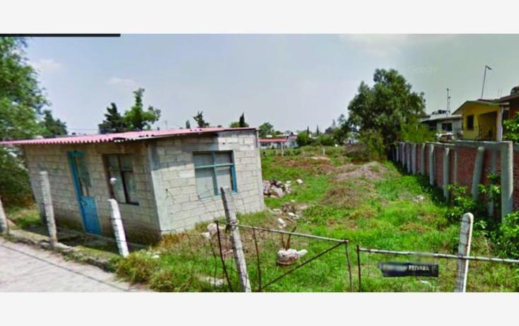 Foto de terreno habitacional en venta en  0, santiago, teoloyucan, méxico, 1985582 No. 01