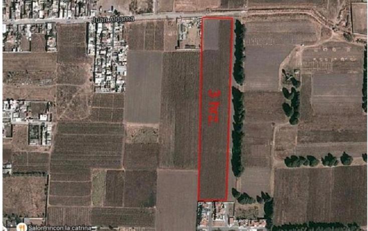 Foto de terreno habitacional en venta en  0, santiaguito, metepec, méxico, 1326403 No. 01