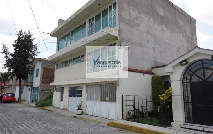 Foto de edificio en venta en  0, solidaridad electricistas, metepec, m?xico, 1342069 No. 01