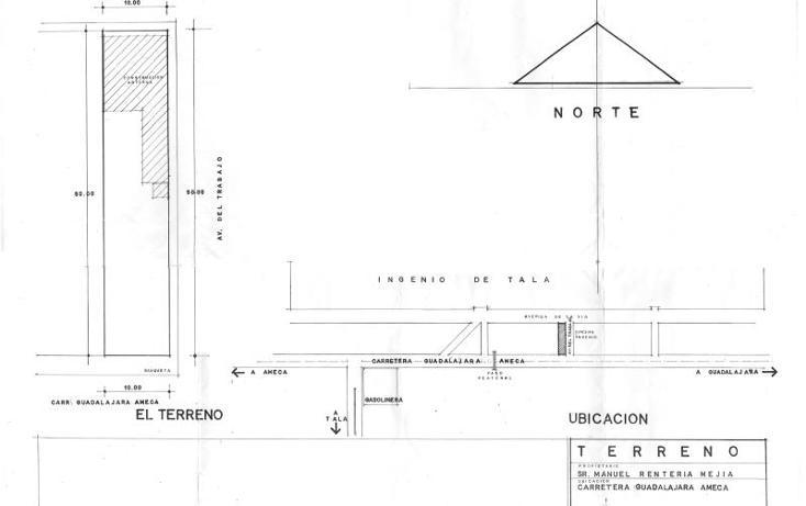 Foto de terreno comercial en venta en  0, tala, tala, jalisco, 1437083 No. 10