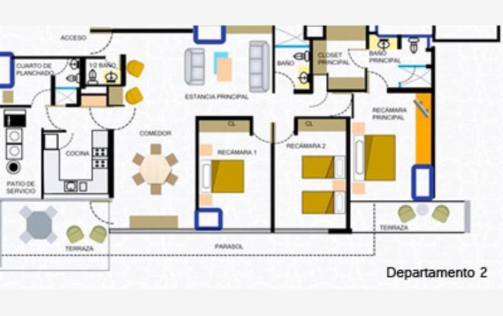 Foto de departamento en renta en  0, terzetto, aguascalientes, aguascalientes, 1628430 No. 29