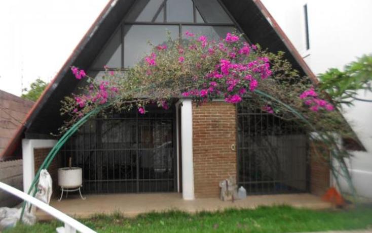 Foto de casa en venta en  0, universidad, cuernavaca, morelos, 1674214 No. 01