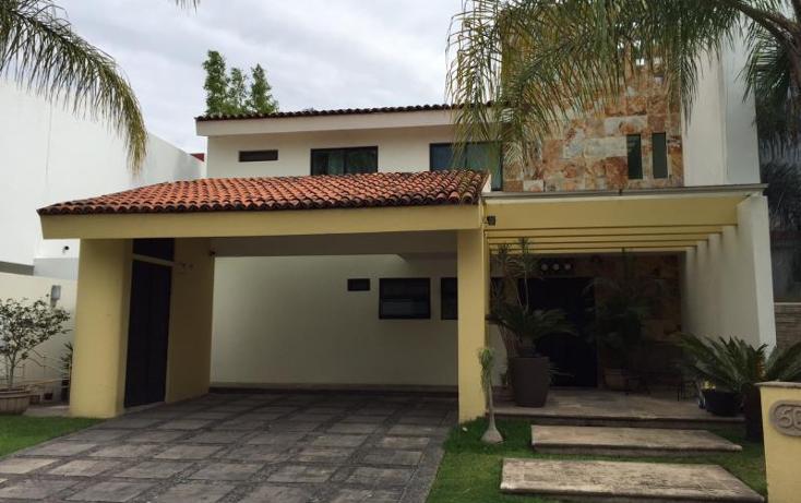 Foto de casa en renta en  0, valle real, zapopan, jalisco, 2031788 No. 01