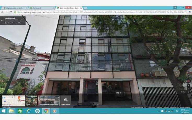 Foto de departamento en venta en  0, vertiz narvarte, benito juárez, distrito federal, 1782052 No. 01