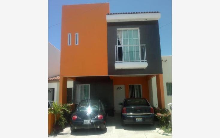 Foto de casa en venta en  0, villas diamante, villa de álvarez, colima, 375633 No. 01