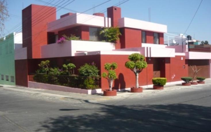 Foto de casa en venta en  0, vista bella, morelia, michoacán de ocampo, 1580364 No. 01