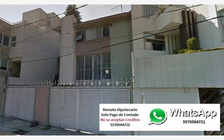 Foto de casa en venta en  0, vista del valle secci?n bosques, naucalpan de ju?rez, m?xico, 1740414 No. 01