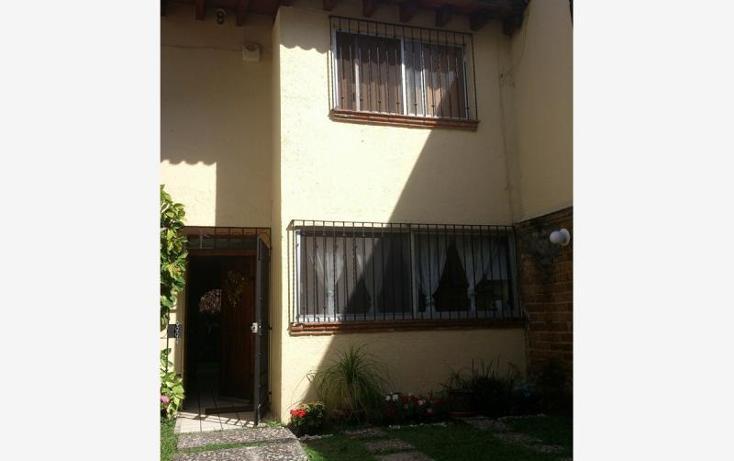 Foto de casa en venta en  0, vista hermosa, cuernavaca, morelos, 1670872 No. 01