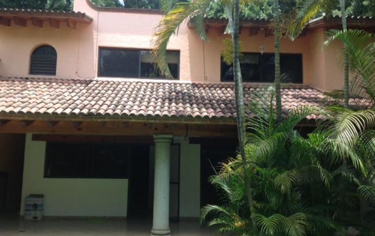 Foto de casa en venta en  0, vista hermosa, cuernavaca, morelos, 2031110 No. 01