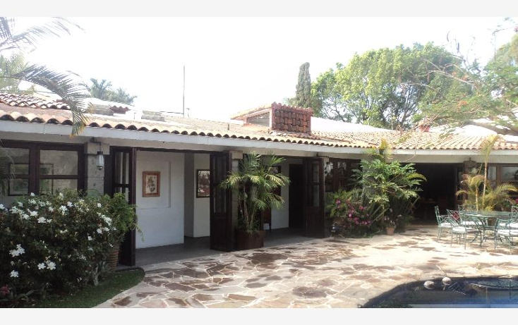 Foto de casa en venta en  0, vista hermosa, cuernavaca, morelos, 397493 No. 01