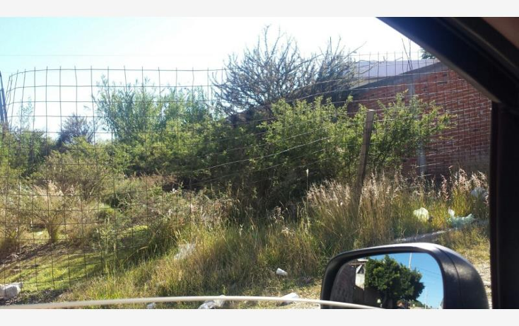 Foto de terreno habitacional en venta en  0, vista hermosa, san juan del r?o, quer?taro, 1425853 No. 03