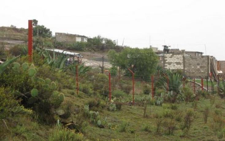 Foto de terreno habitacional en venta en  0, xolostitla de morelos (xolostitla), epazoyucan, hidalgo, 419690 No. 01