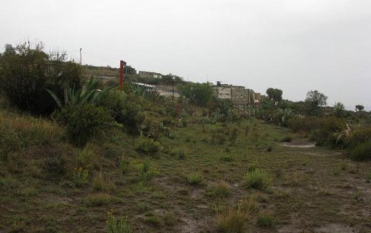 Foto de terreno habitacional en venta en  0, xolostitla de morelos (xolostitla), epazoyucan, hidalgo, 419690 No. 03