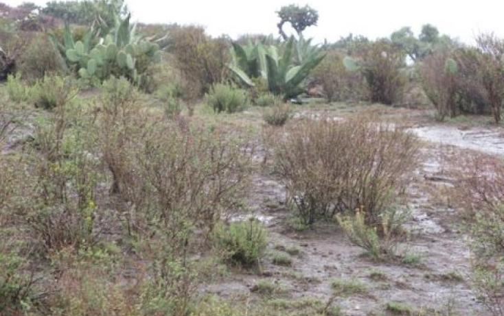 Foto de terreno habitacional en venta en  0, xolostitla de morelos (xolostitla), epazoyucan, hidalgo, 419690 No. 07
