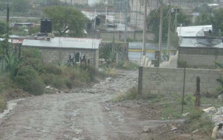 Foto de terreno habitacional en venta en  0, xolostitla de morelos (xolostitla), epazoyucan, hidalgo, 419690 No. 08