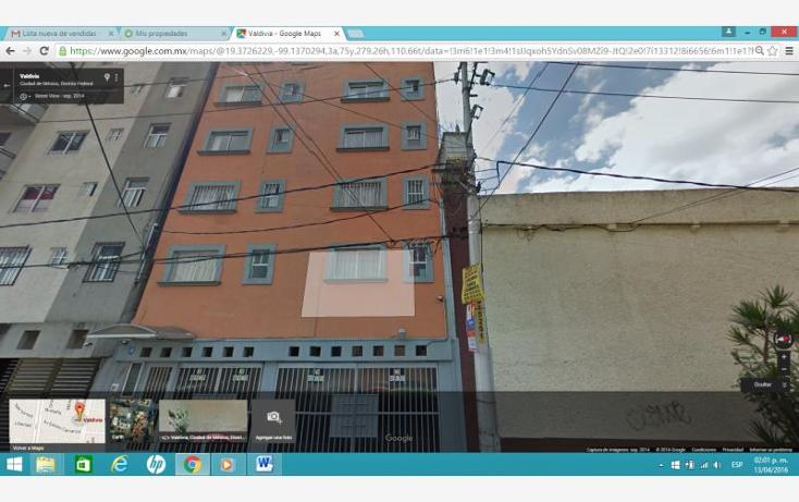 Foto de departamento en venta en  0, zacahuitzco, benito juárez, distrito federal, 1782166 No. 01