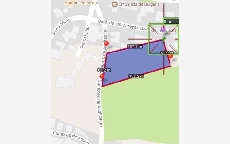 Foto de terreno comercial en venta en 00 00, lomas de chapultepec ii sección, miguel hidalgo, distrito federal, 3419235 No. 06