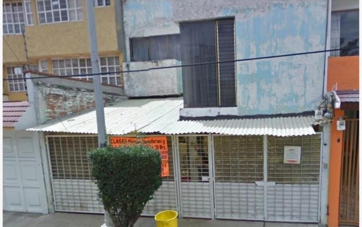 Foto de casa en venta en  00, acueducto de ticoman 1044, gustavo a. madero, distrito federal, 1543794 No. 01