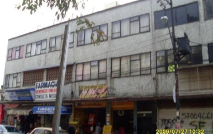 Foto de edificio en venta en  00, agrícola pantitlan, iztacalco, distrito federal, 1671080 No. 01