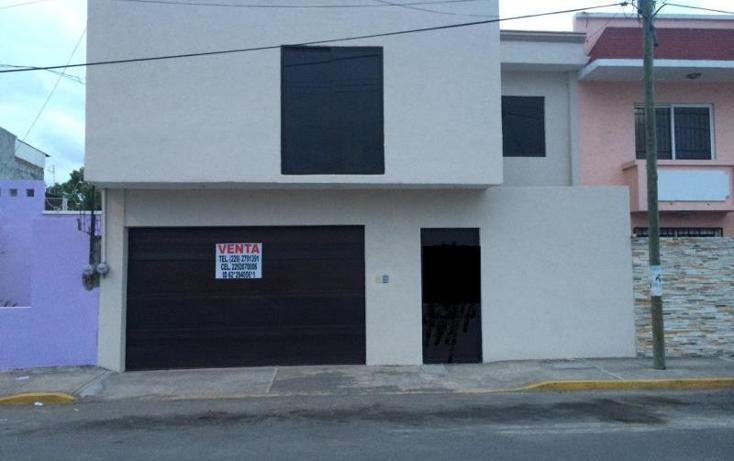Foto de casa en venta en  00, articulo 123, veracruz, veracruz de ignacio de la llave, 503724 No. 01