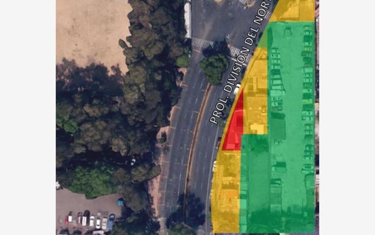 Foto de terreno comercial en venta en  00, barrio san marcos, xochimilco, distrito federal, 1542876 No. 01