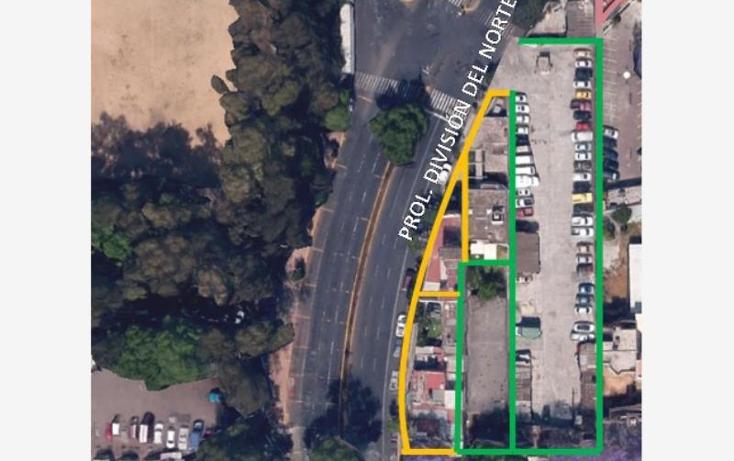 Foto de terreno comercial en venta en  00, barrio san marcos, xochimilco, distrito federal, 1542876 No. 02