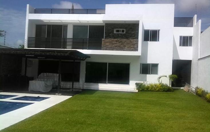 Foto de casa en venta en  00, burgos, temixco, morelos, 615368 No. 01