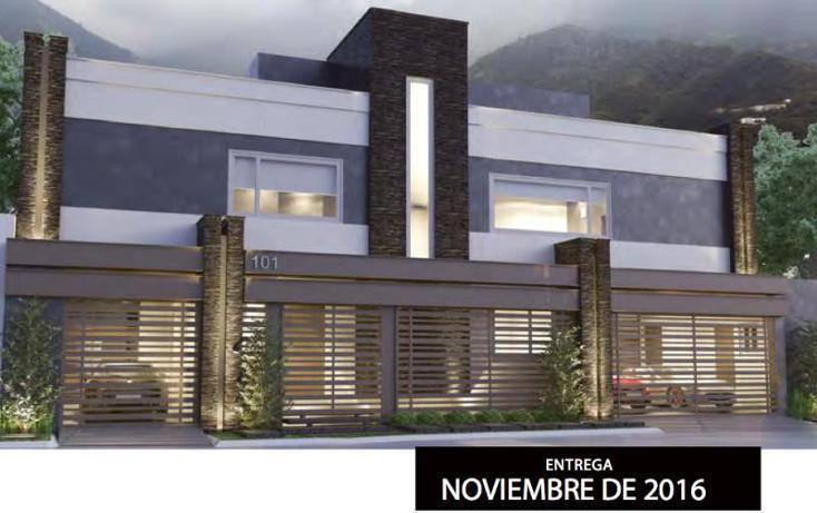 Foto de casa en venta en  00, colorines 3er sector, san pedro garza garcía, nuevo león, 1375245 No. 02