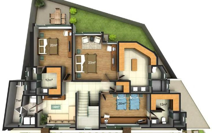 Foto de casa en venta en  00, colorines 3er sector, san pedro garza garcía, nuevo león, 1375245 No. 04