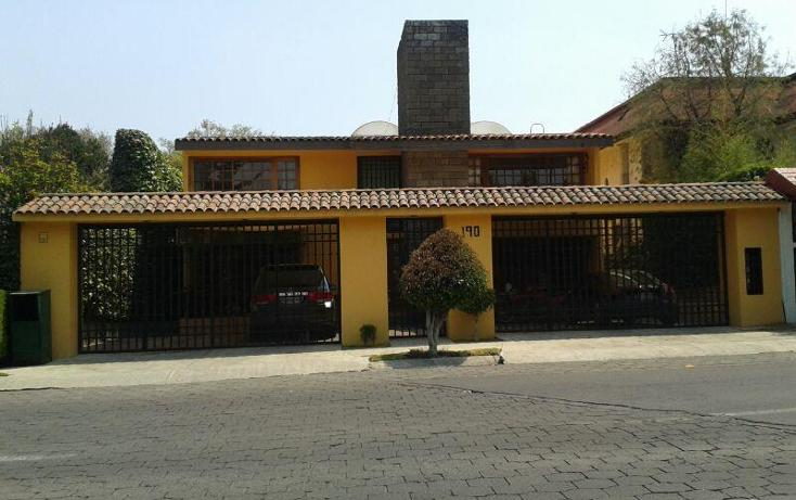 Foto de casa en venta en  00, condado de sayavedra, atizapán de zaragoza, méxico, 1026805 No. 01