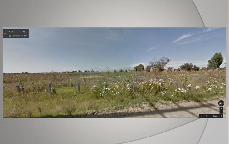 Foto de terreno habitacional en venta en  00, cuautlancingo, cuautlancingo, puebla, 1764658 No. 09
