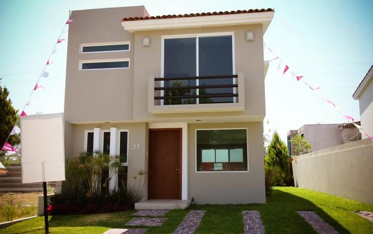 Foto de casa en venta en  00, el alcázar (casa fuerte), tlajomulco de zúñiga, jalisco, 1526992 No. 02