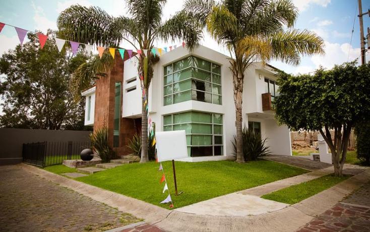 Foto de casa en venta en  00, el alcázar (casa fuerte), tlajomulco de zúñiga, jalisco, 898297 No. 01