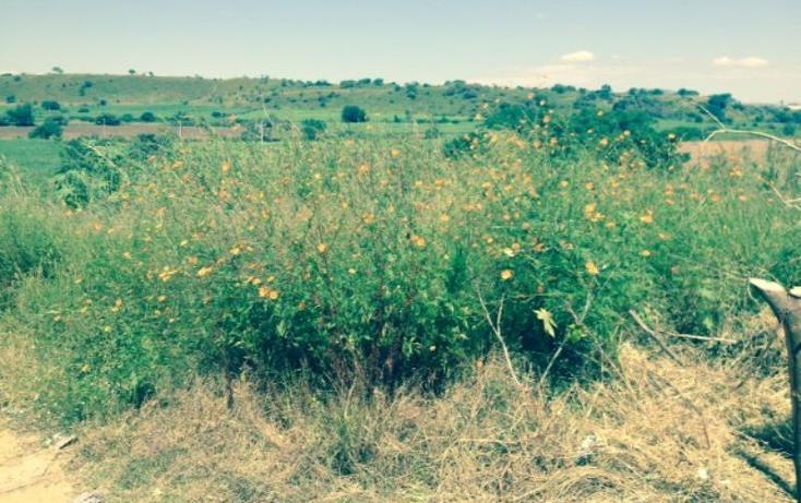 Foto de terreno comercial en venta en  00, el saucillo, cocula, jalisco, 628263 No. 05