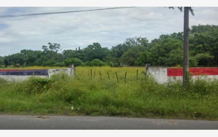 Foto de terreno industrial en venta en carretera a rancho del padre 00, el tejar, medellín, veracruz de ignacio de la llave, 2712139 No. 01
