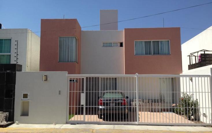 Foto de casa en venta en  00, fuentes de la carcaña, san pedro cholula, puebla, 1685338 No. 01