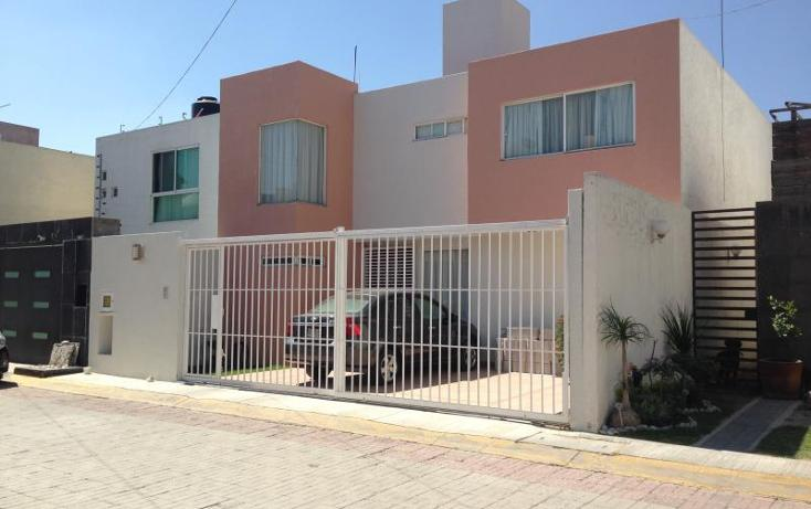 Foto de casa en venta en  00, fuentes de la carcaña, san pedro cholula, puebla, 1685338 No. 02
