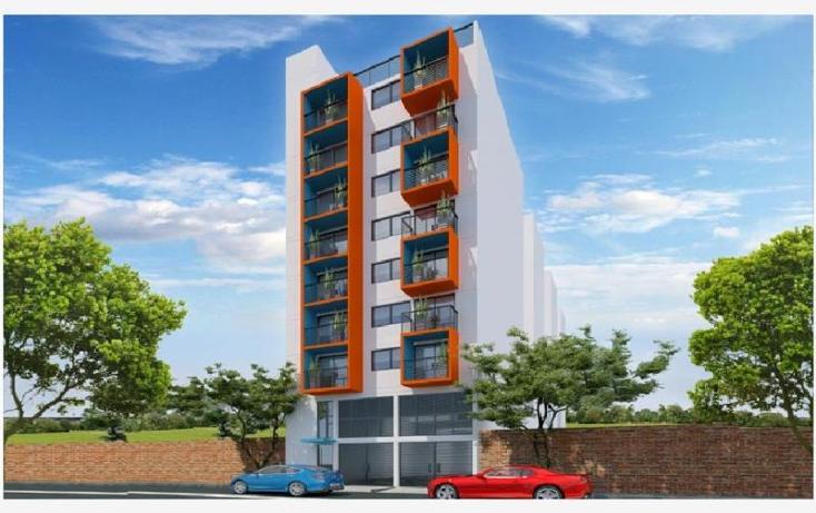 Foto de departamento en venta en avenida eje central 00, guerrero, cuauhtémoc, distrito federal, 1447241 No. 01