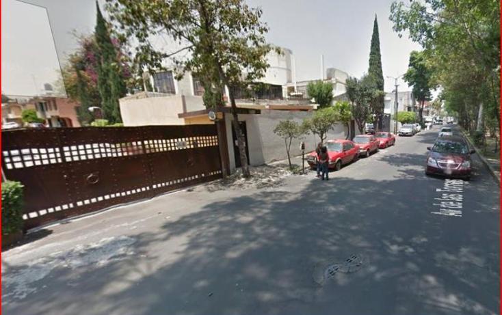 Foto de casa en venta en  00, hacienda de san juan de tlalpan 2a sección, tlalpan, distrito federal, 2032134 No. 01