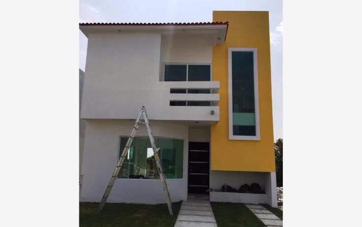 Foto de casa en venta en  00, hermenegildo galeana, cuautla, morelos, 1666638 No. 01
