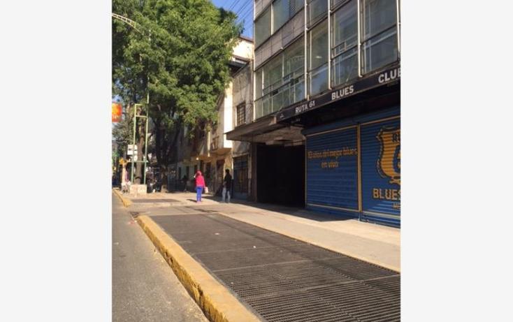 Foto de terreno habitacional en venta en  00, hipódromo, cuauhtémoc, distrito federal, 1764908 No. 01