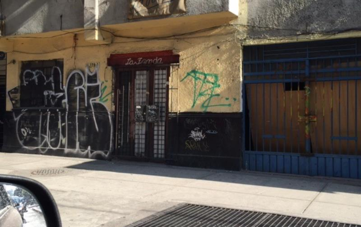 Foto de terreno habitacional en venta en  00, hipódromo, cuauhtémoc, distrito federal, 1764908 No. 03