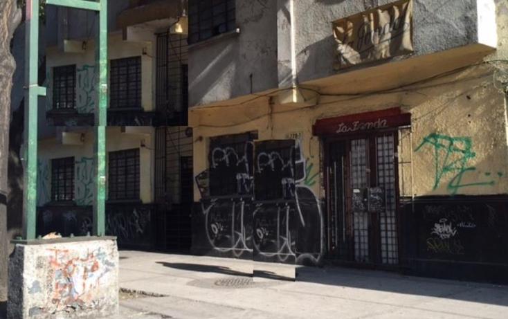 Foto de terreno habitacional en venta en  00, hipódromo, cuauhtémoc, distrito federal, 1764908 No. 04