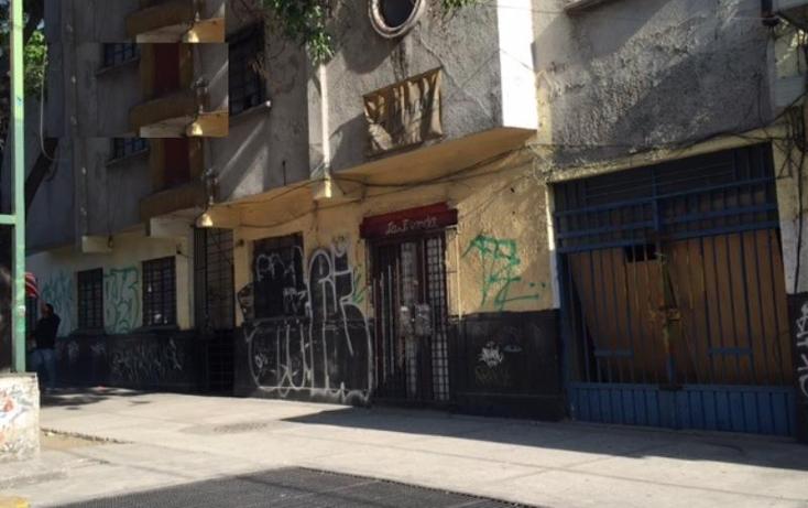 Foto de terreno habitacional en venta en  00, hipódromo, cuauhtémoc, distrito federal, 1764908 No. 06