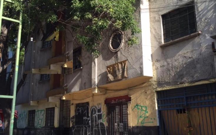 Foto de terreno habitacional en venta en  00, hipódromo, cuauhtémoc, distrito federal, 1764908 No. 07