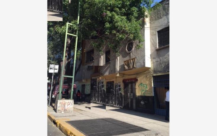 Foto de terreno habitacional en venta en  00, hipódromo, cuauhtémoc, distrito federal, 1764908 No. 08