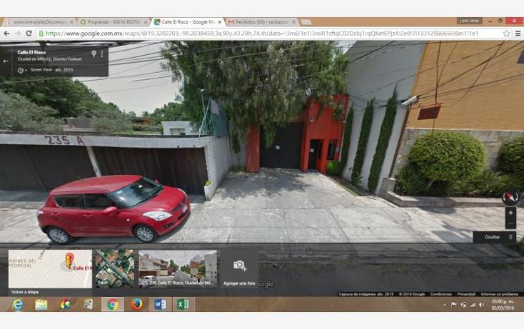 Foto de casa en venta en  00, jardines del pedregal, ?lvaro obreg?n, distrito federal, 1687186 No. 01